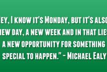 Great Monday sayings