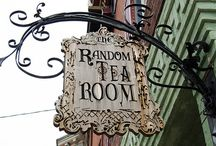 Popoludniowa herbatka