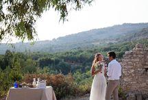 Elopement in Crete, Greece
