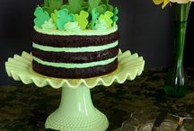 St. Pattys cake