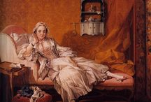 1750-1795 Morning Dress / by Aubry