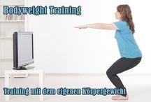 Training ohne Geräte