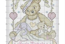 Cross Stitch - Baby