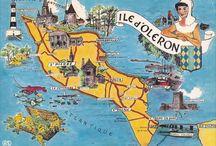 CARTES ILLUSTREES (POSTALES OU NON) / FRANCE & ETRANGER / Cartes postales illustrées, postales ou non, régionales, nationales, départementales etc. (France & Etranger)
