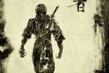 ninja tattoo