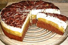 Lebkuchen Apfel Torte