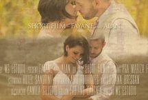 Wedding Film / Nosso trabalho é contar historias reais.   Our job is to tell real stories.  Short Film, Wedding Film