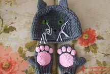 Crochet - hats, scarfs.... / by Annegrete Enwright