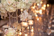 wedding flowers / colors and design / by Susan Sanford