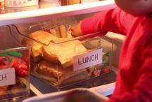 Packing Lunches for Kids / Lunch Meals packing