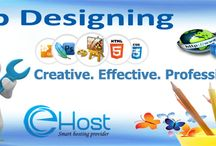 Web Design & Development / eHostBD offers professional web page design | Cheap rate news portal, blog, CMS website design & development service in Bangladesh