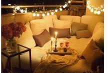 Porch & garden