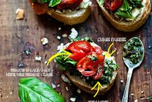 Appetizers and Small Plates / Love me some Appetizers / by Styling the Moment