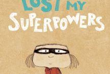 Superhero Story Time