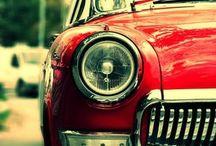 Vintage Cars / by Yağmur Çiftci