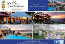 SA Wedding Venues / A collection of magical wedding venues in South Africa - featured in the latest Autumn 2014 edition of Wedding Collection Magazine. Get the mag to see more.