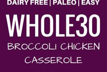 """Whole 30 Recipies / 2018 Brings a new year and the word of the year is """"Health."""" Trying to incorporate no-sugar and no- grains will be one of my greatest challenge yet!"""