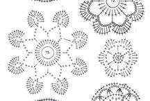 crochet diagramms