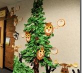 VBS 2013--decorating under stars
