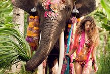 THAIKILA - Tribal Glam Bohemian / Dream, travel, Thaikila-way... Where the wild things come out to play... Where dragon tattoos and fire twirling batons Dance to the rhythms of beating drums... From a kaleidoscopic sunrise to sultry moonlit nights... 'JUNE 2015'  http://thespark.blue-glue.com/2015/07/t-h-a-i-k-i-l-a/