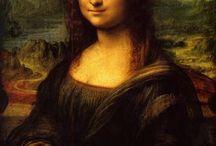 Leonardo da Vinci(1452–1520)_italian high renaissance