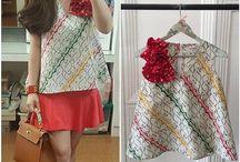 Batik modifier