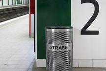 Waste Receptacles