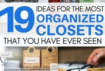 Organize things