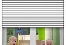 Рольставни / Защитные рольставни на оконные и дверные проёмы. http://art-montazh.ru/ АРТ-ПрофМонтаж