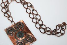 Vintage Copper Jewelry