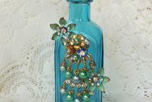botelhas decoradas
