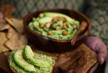 food, glorious food ... avocado / by Annie B.