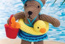 Crochet Amigurumi / by Sara Cipriano