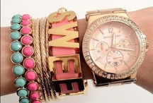my obsessions watches and heels