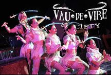 Vau de Vire Society / Co-Producers and Talent Extraordinaire for the Edwardian Ball.