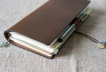 Notebooks / Diary / Pocketnotebooks, Leather-Journals, Paper...