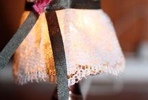 éclairage pour maison de poupée / lustres, lampes