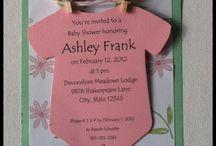 baby shower / by Heather Nichols