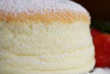 Kekler pastalar...