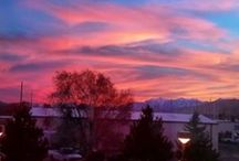 Carson City Sunsets / Nothing beats a beautiful #Carson sunset!