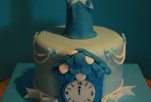 Algunas de mis creaciones / Estas son algunas de mis tartas ....