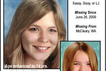 MISSING AND ENDANGERED CHILDREN / Be on the Lookout for Missing and Endangered Children. / by Operation Lookout