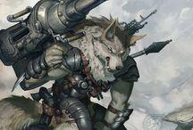 Werewolf / Are you a werewolf?