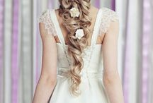 Wedding hairstyles for bride