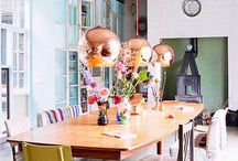 Dining Spaces / by Kaia Thoreson
