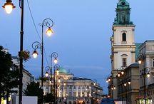 Warszawa / Warsow / Warszawa - piękne miasto, gdzie znajdziesz mnóstwo miejsc do pracy!