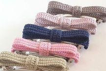 レース編みリボン