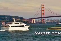 California Spirit / 100' Westport motor yacht. Custom-built and designed by female owner of YCI, Marti McMahon-Diamond.