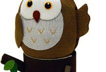 Dolls, Stuffed Animals & Plushies