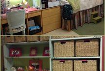 dorm rooms / by Anne O'Brien